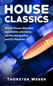 House Classics, E-Book-Cover, Thorsten Weber